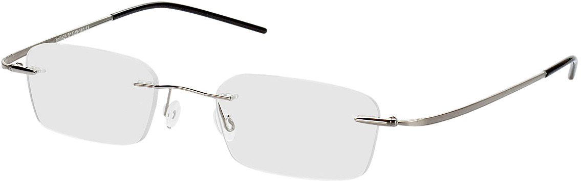 Picture of glasses model Ensenada-silber in angle 330