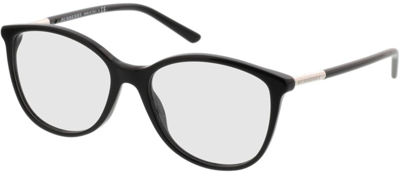 Picture of glasses model Burberry BE2128 3001 52-16 in angle 330