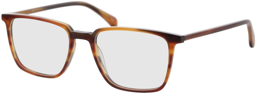 Picture of glasses model Jaco-braun/orange in angle 330