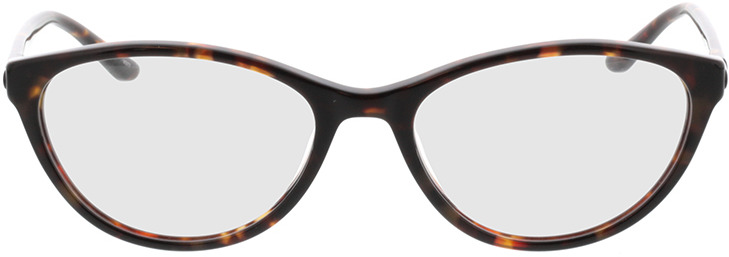 Picture of glasses model Audrey-braun-meliert in angle 0