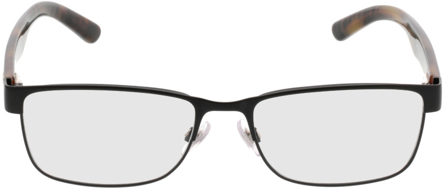 Picture of glasses model Polo Ralph Lauren PH1157 9038 55-17 in angle 0