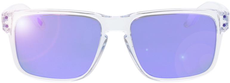Picture of glasses model Oakley Junior OJ9007 900702 53-16 in angle 0