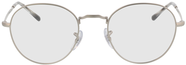 Picture of glasses model Ray-Ban RX3582V 2538 49-20 in angle 0