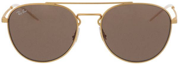Picture of glasses model Ray-Ban RB3589 901373 55-18  in angle 0