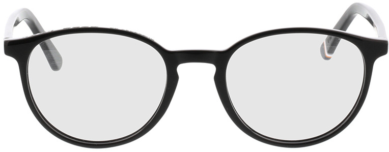 Picture of glasses model Superdry SDO Pyper 104 gloss noir 50-19 in angle 0