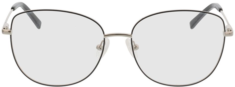 Picture of glasses model Winona-schwarz/silber in angle 0