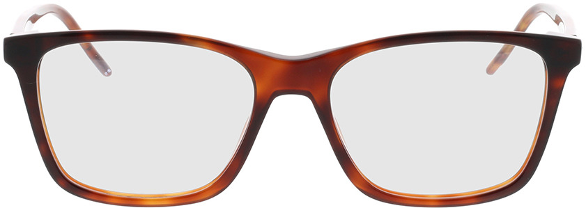 Picture of glasses model Boss BOSS 1158 086 55-18 in angle 0