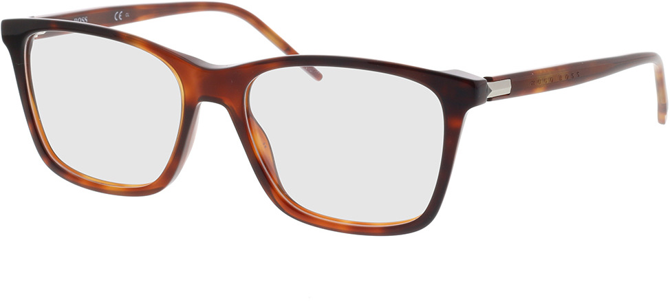 Picture of glasses model Boss BOSS 1158 086 55-18 in angle 330
