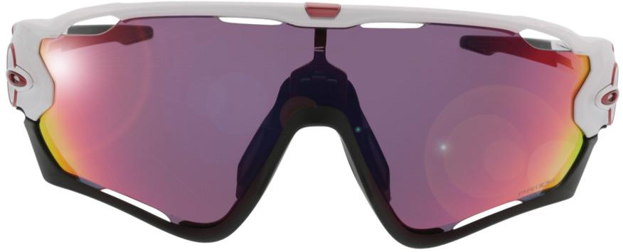 Picture of glasses model Oakley Jawbreaker OO9290 05 147-0 in angle 0