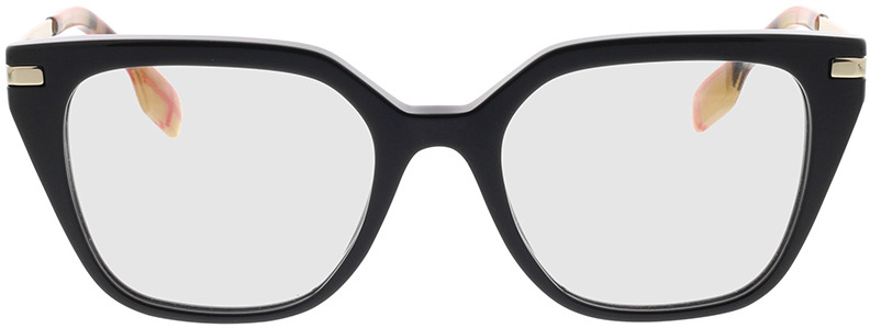 Picture of glasses model Burberry BE2310 3757 52-19 in angle 0