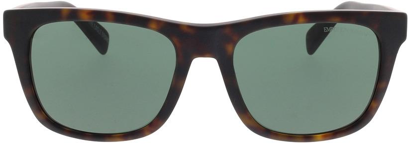 Picture of glasses model Emporio Armani EA4142 508971 55-19 in angle 0