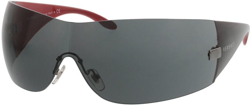 Picture of glasses model Versace VE2054 100187 in angle 330