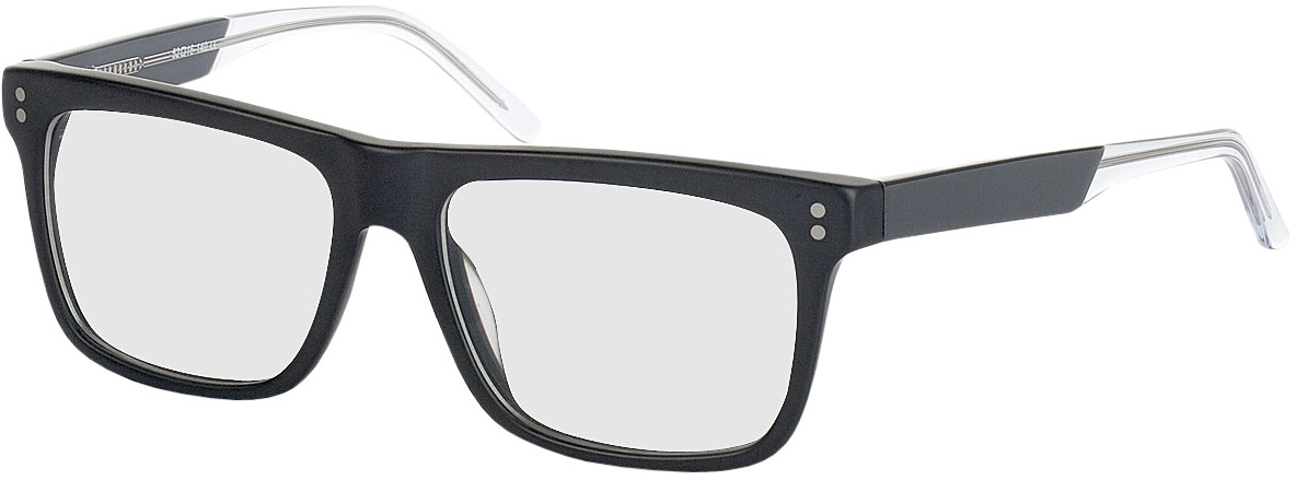 Picture of glasses model Curitiba gris/transparent in angle 330