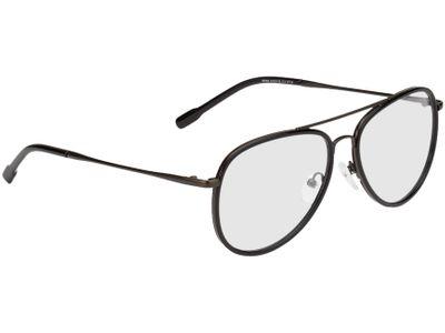 Brille Dubai-schwarz/anthrazit