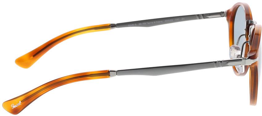 Picture of glasses model Persol PO3248S 96/56 49-22 in angle 90