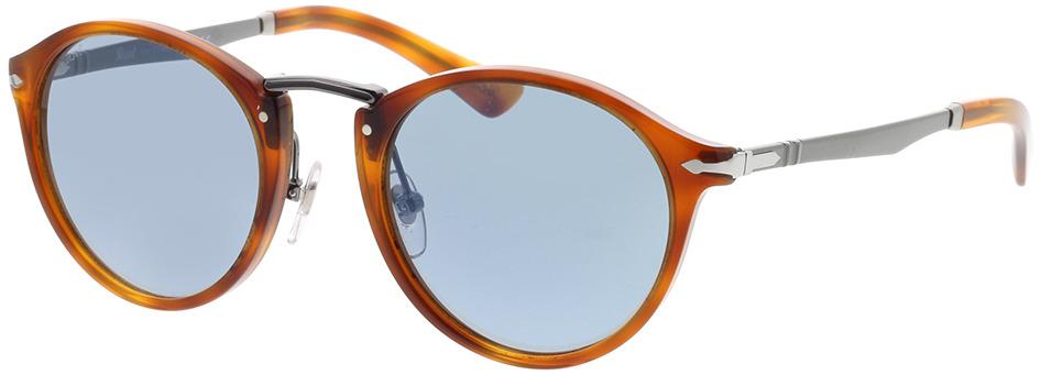 Picture of glasses model Persol PO3248S 96/56 49-22 in angle 330