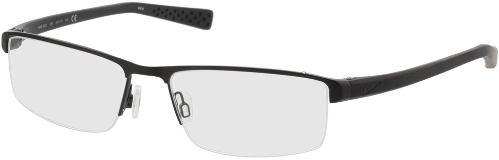 Picture of glasses model Nike 8097 001 55-17 in angle 330