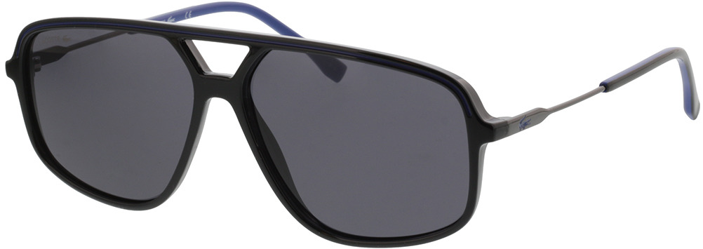 Picture of glasses model Lacoste L926S 001 60-13 in angle 330