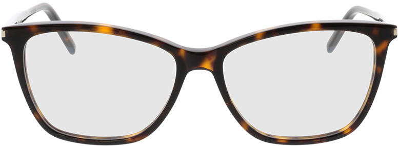 Picture of glasses model Saint Laurent SL 259-002 53-15 in angle 0