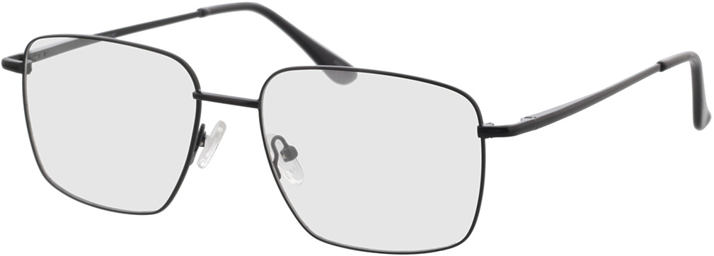 Picture of glasses model Spencer-schwarz in angle 330