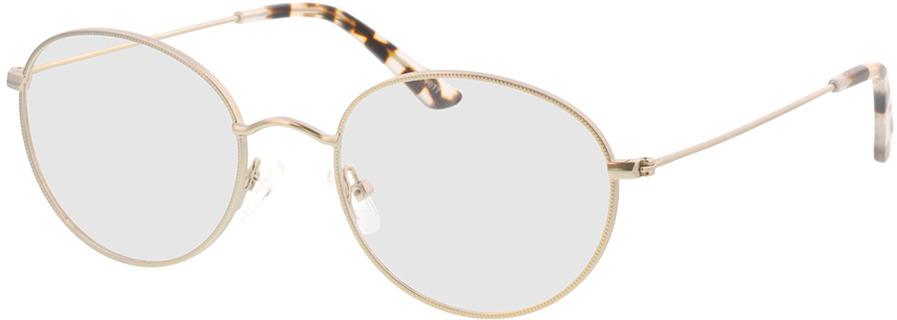 Picture of glasses model Zanna-matt silber in angle 330