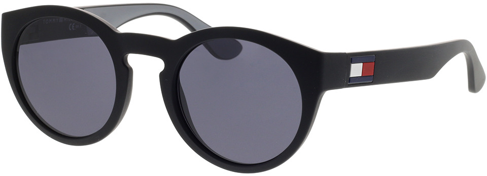 Picture of glasses model Tommy Hilfiger TH 1555/S 08A 48-22