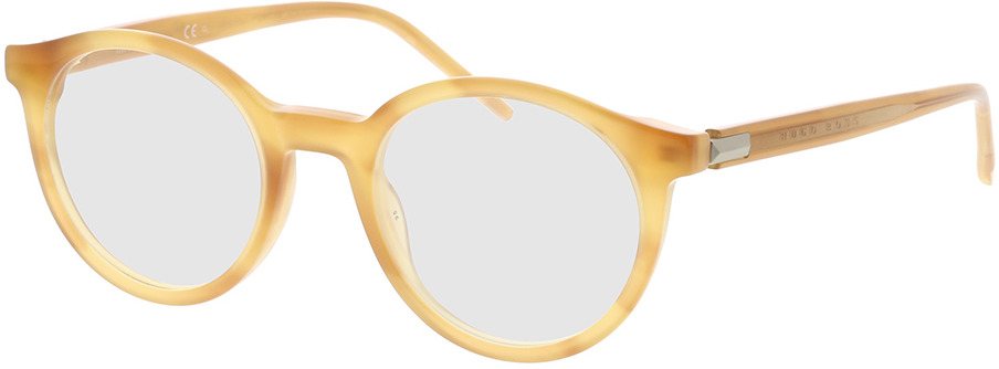 Picture of glasses model Boss BOSS 1155 C9B 47-20 in angle 330