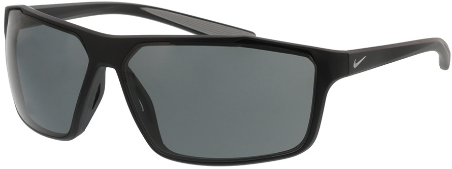 Picture of glasses model Nike WINDSTORM P CW4671 010 65-13 in angle 330