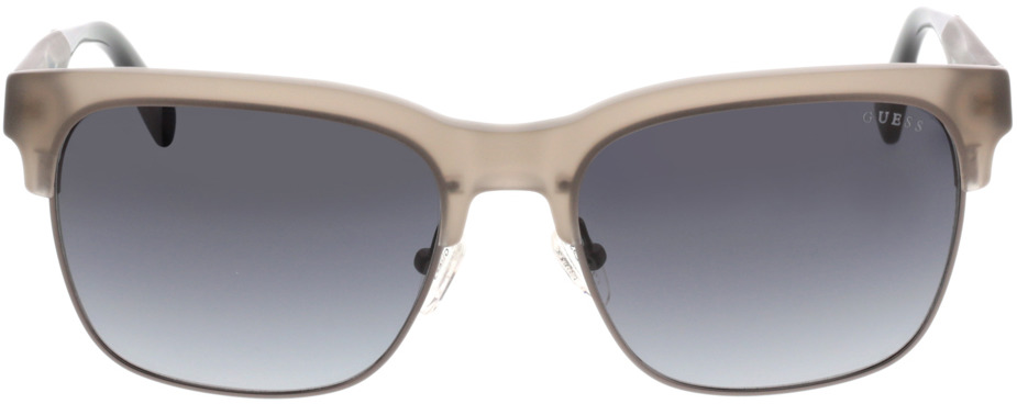Picture of glasses model Guess GU6912 20B 58-19 in angle 0