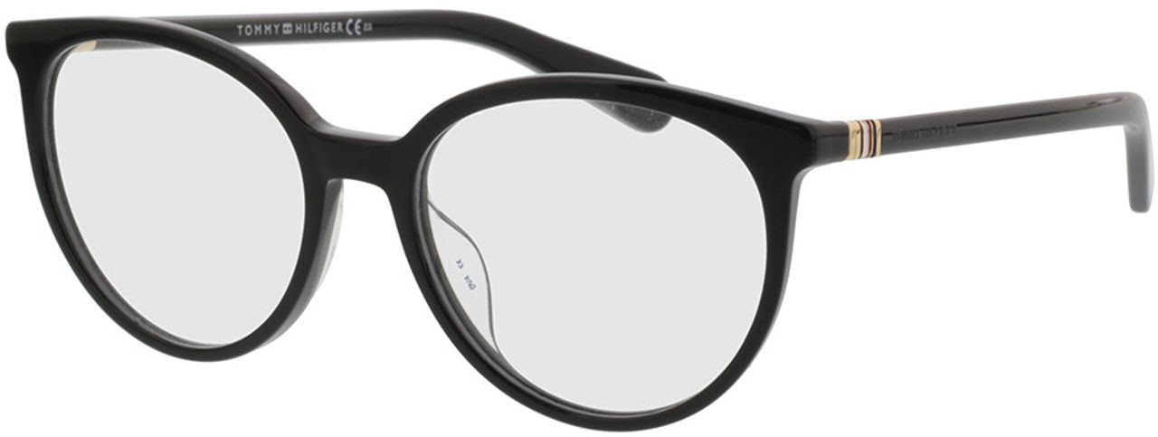 Picture of glasses model Tommy Hilfiger TH 1776 807 52-17 in angle 330