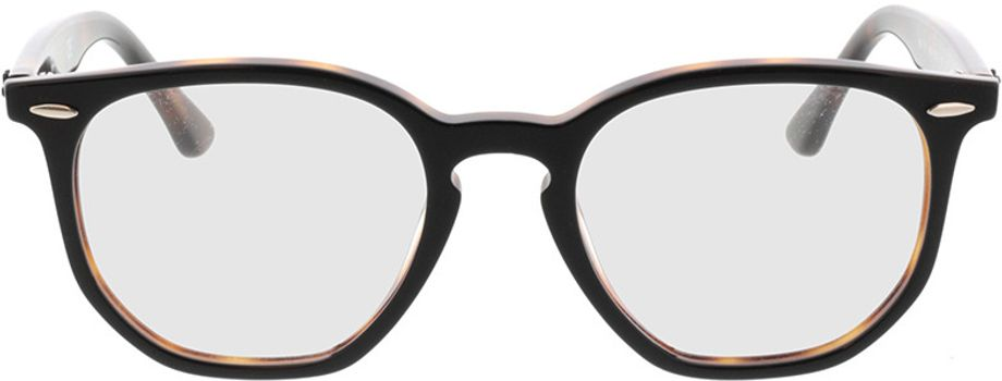 Picture of glasses model Ray-Ban RX7151 5909 50-19 in angle 0