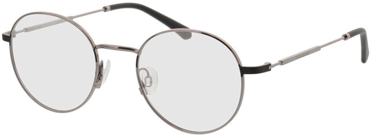 Picture of glasses model Calvin Klein Jeans CKJ20218 008 49-20 in angle 330