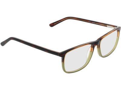 Brille Chester-braun/grau/grün