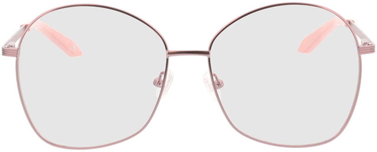 Picture of glasses model Obra-pink in angle 0
