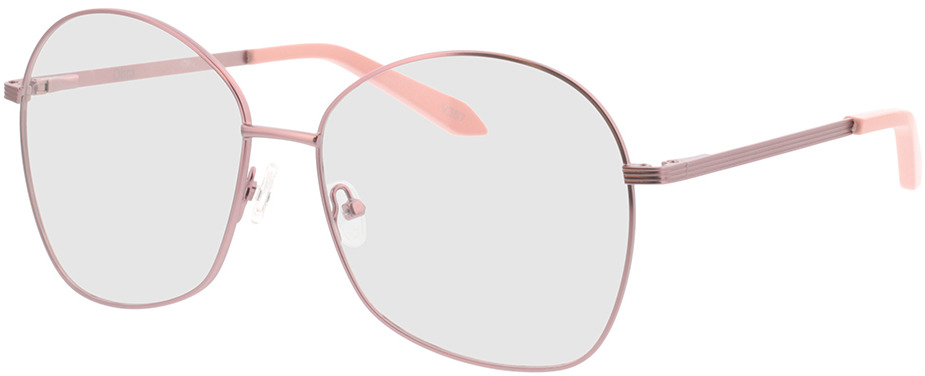 Picture of glasses model Obra-pink in angle 330