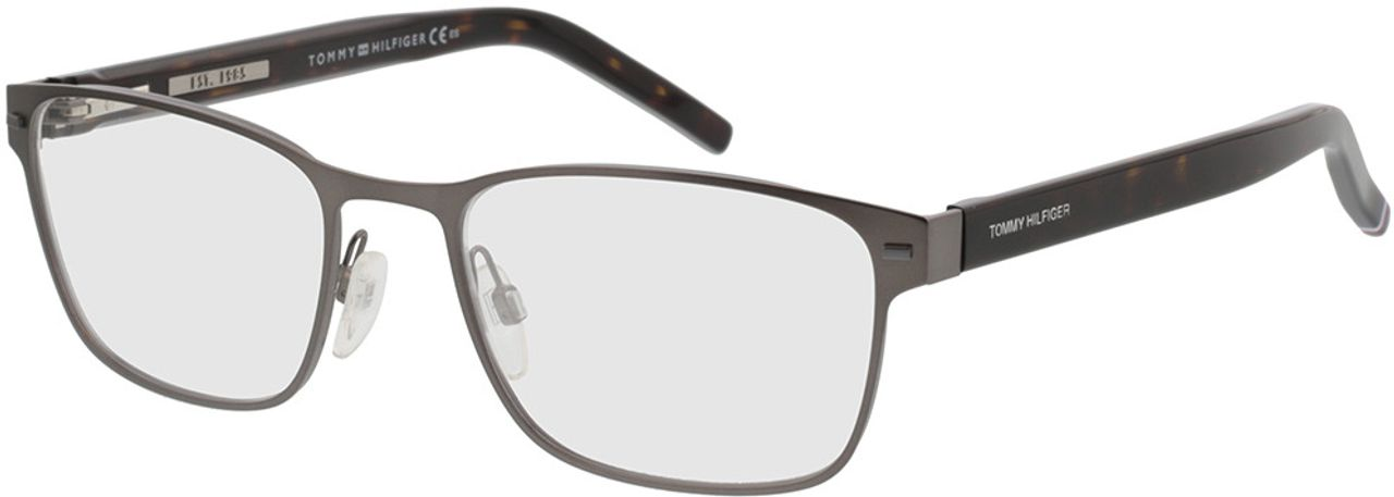 Picture of glasses model Tommy Hilfiger TH 1769 R80 55-19 in angle 330