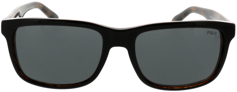 Picture of glasses model Ralph Lauren PH4098 526087 57 18 in angle 0