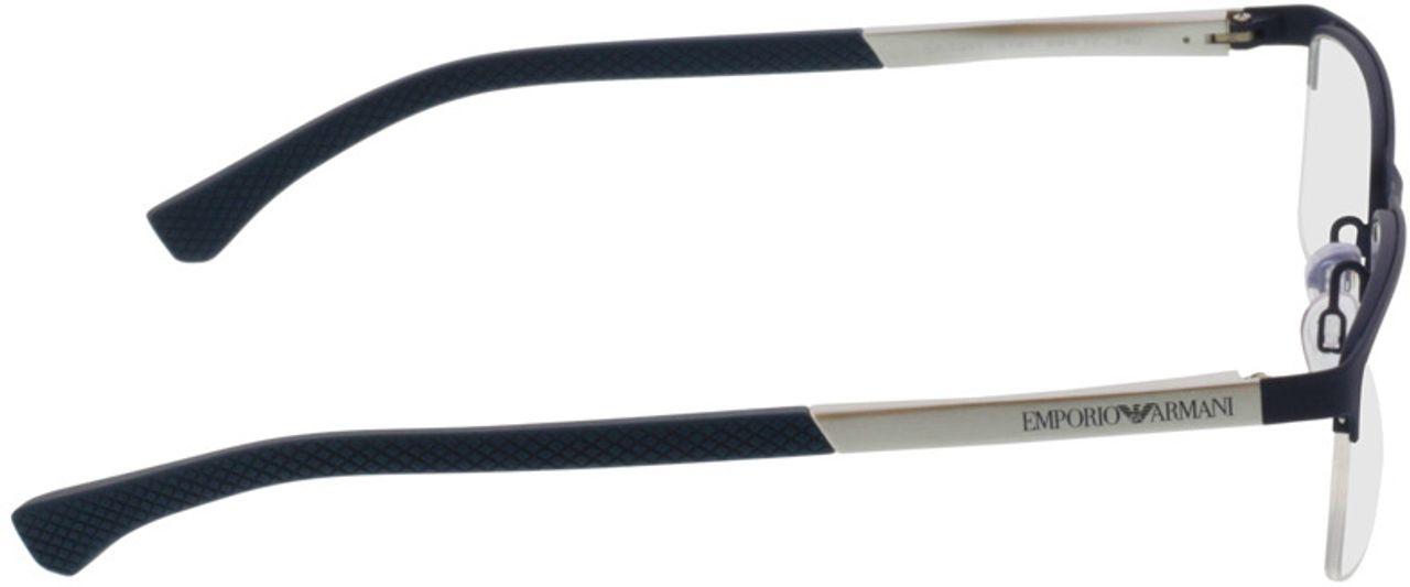 Picture of glasses model Emporio Armani EA1041 3131 53-17 in angle 90