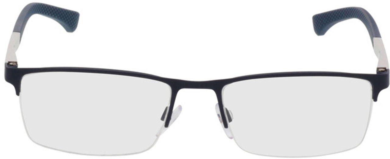 Picture of glasses model Emporio Armani EA1041 3131 53-17 in angle 0