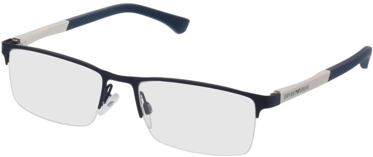 Picture of glasses model Emporio Armani EA1041 3131 53-17 in angle 330