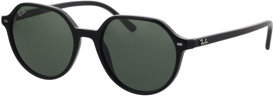 Picture of glasses model Ray-Ban RB2195 901/31 53-18 in angle 330