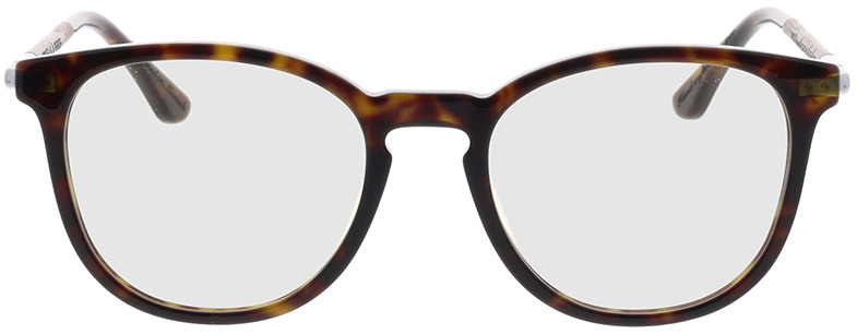Picture of glasses model Wood Fellas Optical Pfersee walnut/havana 50-19 in angle 0