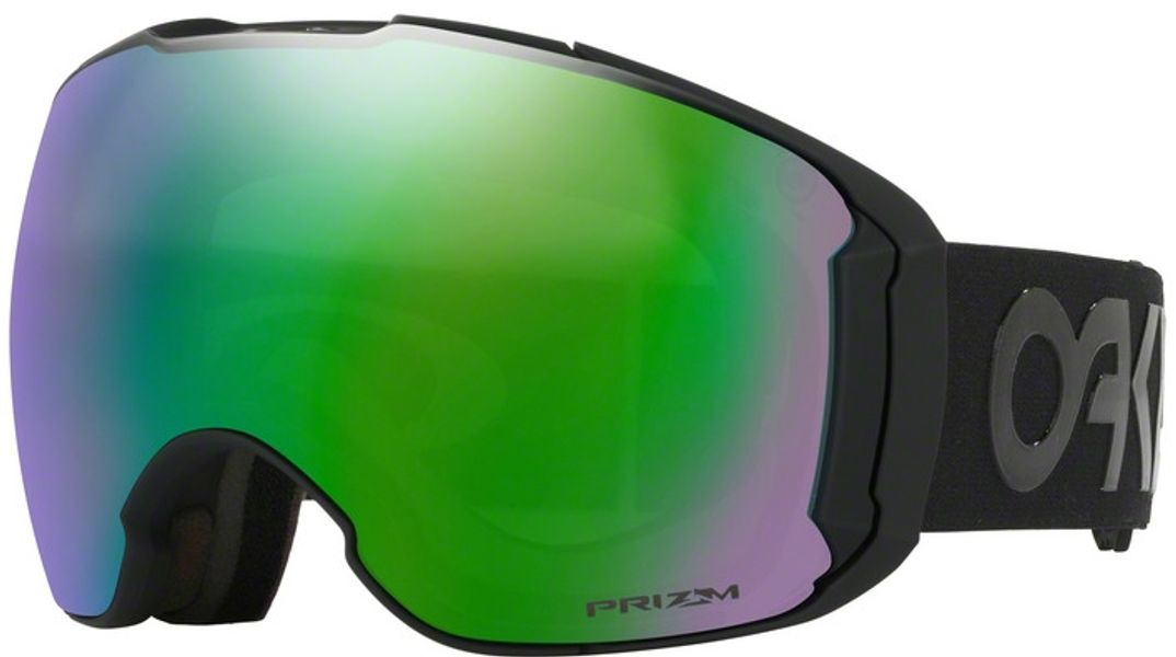 Picture of glasses model Oakley Skibrille AIRBRAKE XL OO7071 707103 in angle 0