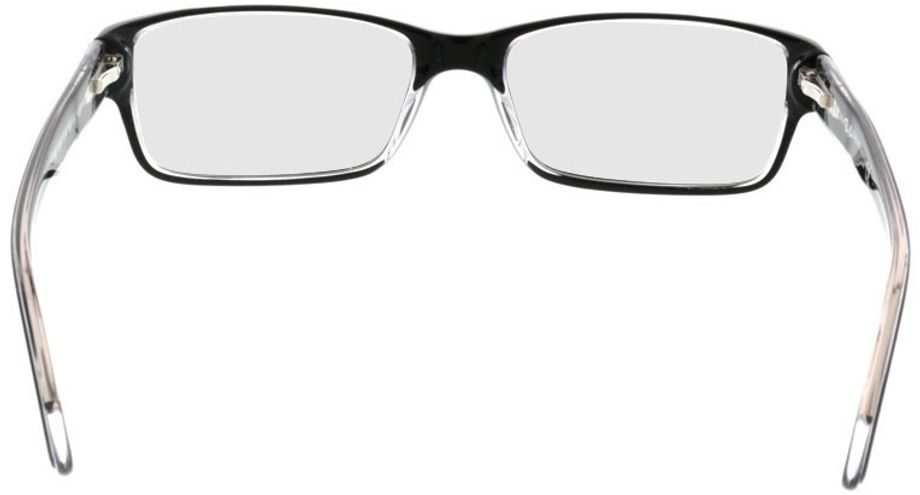 Picture of glasses model Ray-Ban RX5169 2034 54-16 in angle 180