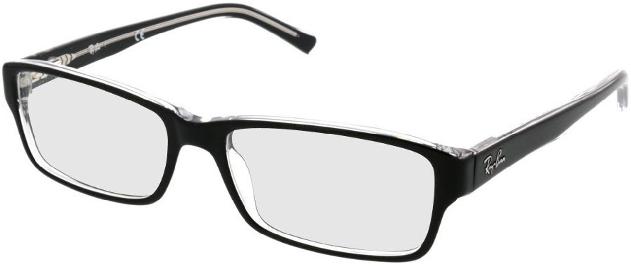 Picture of glasses model Ray-Ban RX5169 2034 54-16 in angle 330
