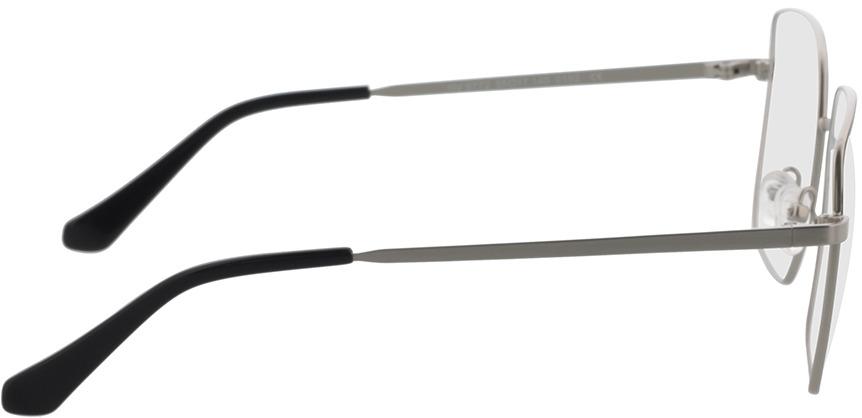 Picture of glasses model Primavera silver/Zwart in angle 90