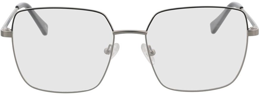 Picture of glasses model Primavera silver/Zwart in angle 0