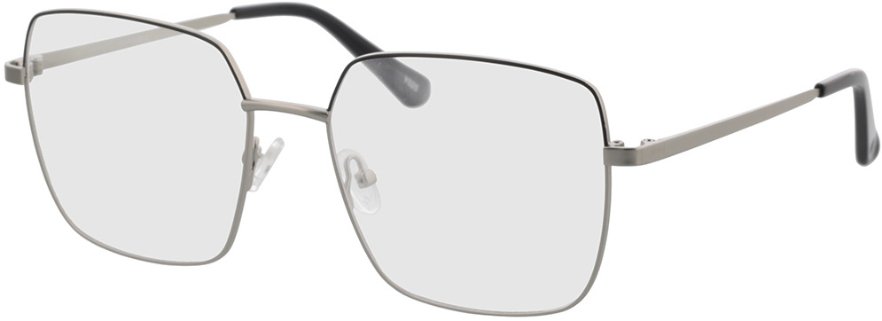 Picture of glasses model Primavera silver/Zwart in angle 330
