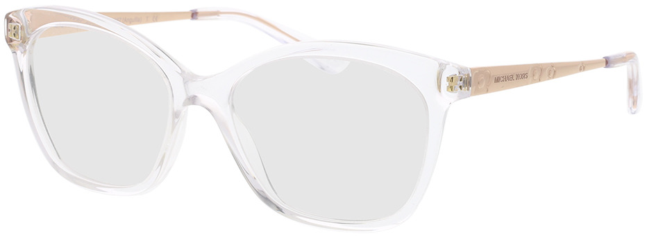 Picture of glasses model Michael Kors MK4057 3050 51-16 in angle 330
