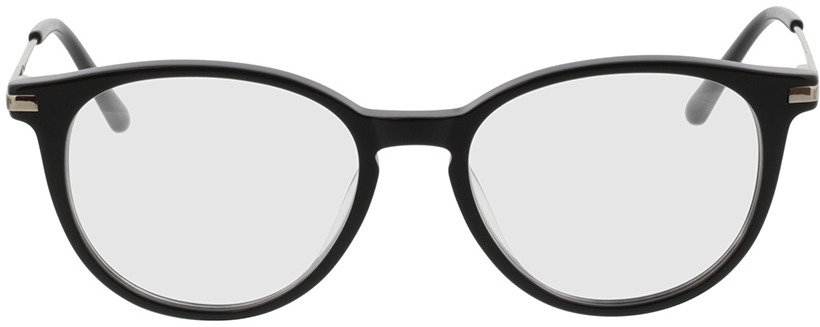 Picture of glasses model Calvin Klein CK19712 001 51-17 in angle 0